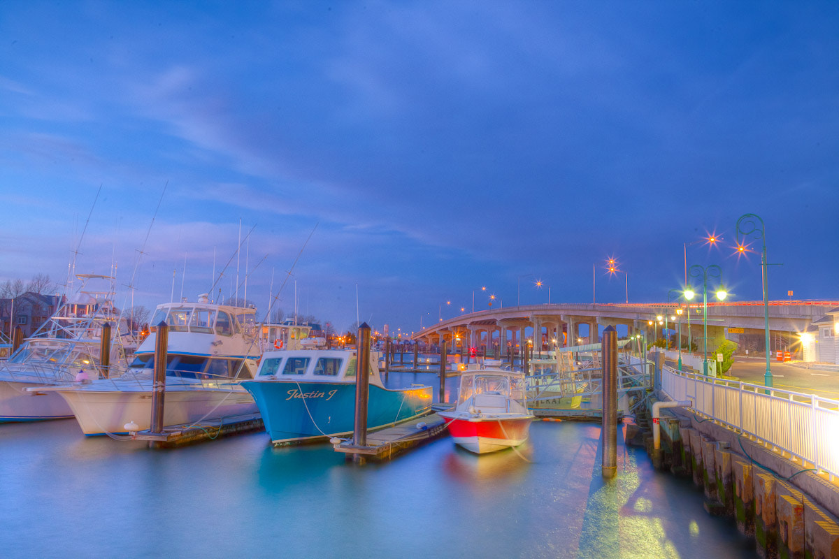 Photograph Sunset at the Marina  by Billy Mc Kim on 500px