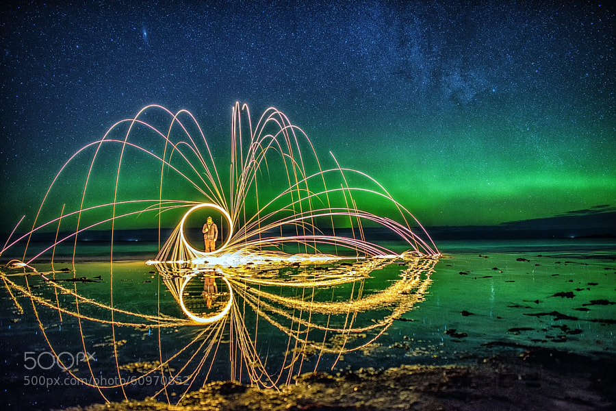 Photograph Sparks by Stian Rekdal on 500px