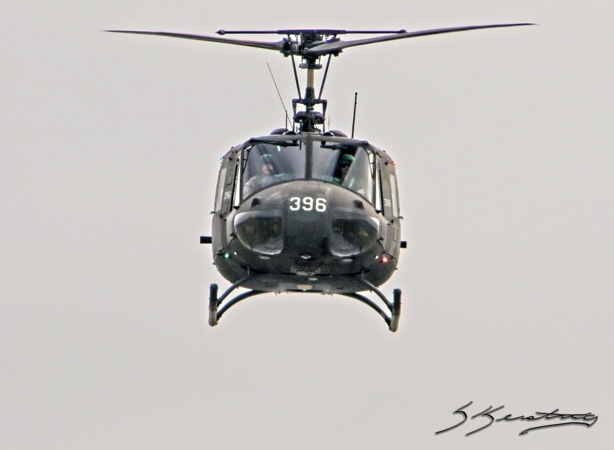 Photograph UH-1 Iroquois (Huey) by Steven Kersting on 500px
