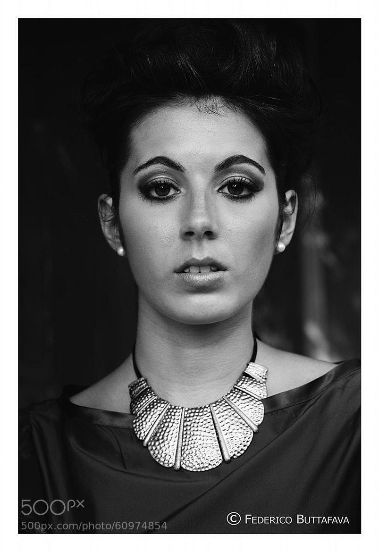 Photograph Sabrina by Federico Buttafava on 500px
