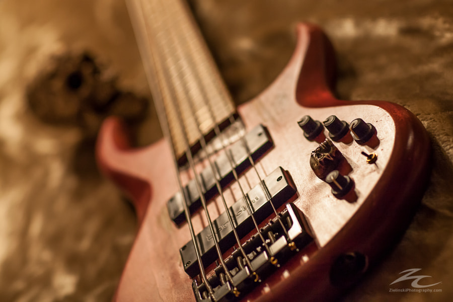 5 string bass by Jim Zielinski on 500px