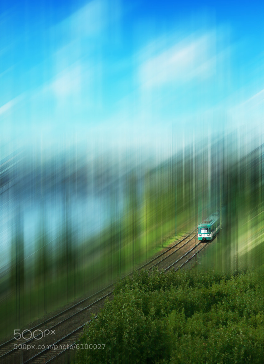Photograph train to Budapest by coleopter ! on 500px