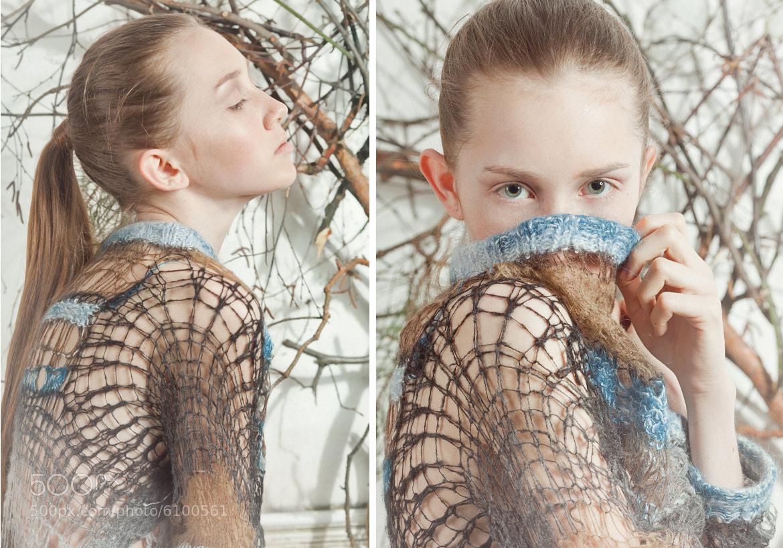 Photograph Maria by Caroline Borlykova on 500px