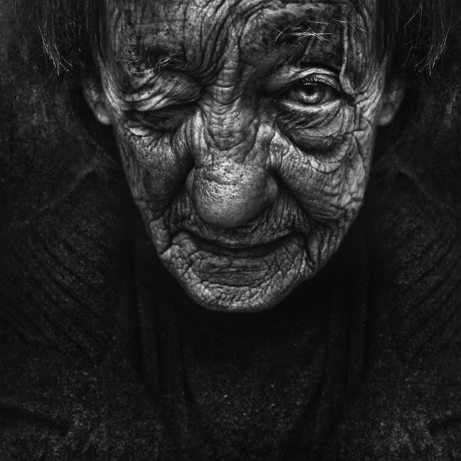 Photograph Stratford.... by Lee Jeffries on 500px