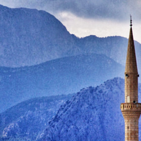 Mountain Minaret by Markus Schmidt-Karaca on 500px.com