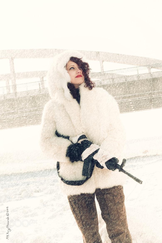 Photograph Ice Queen 2 by  KRYSTKOWIAK on 500px