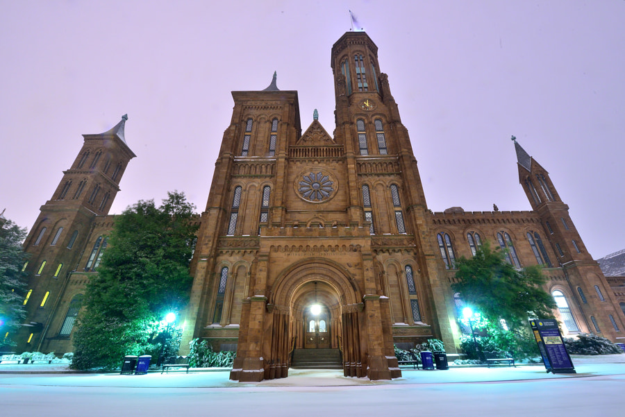 The Smithsonian Institution Building