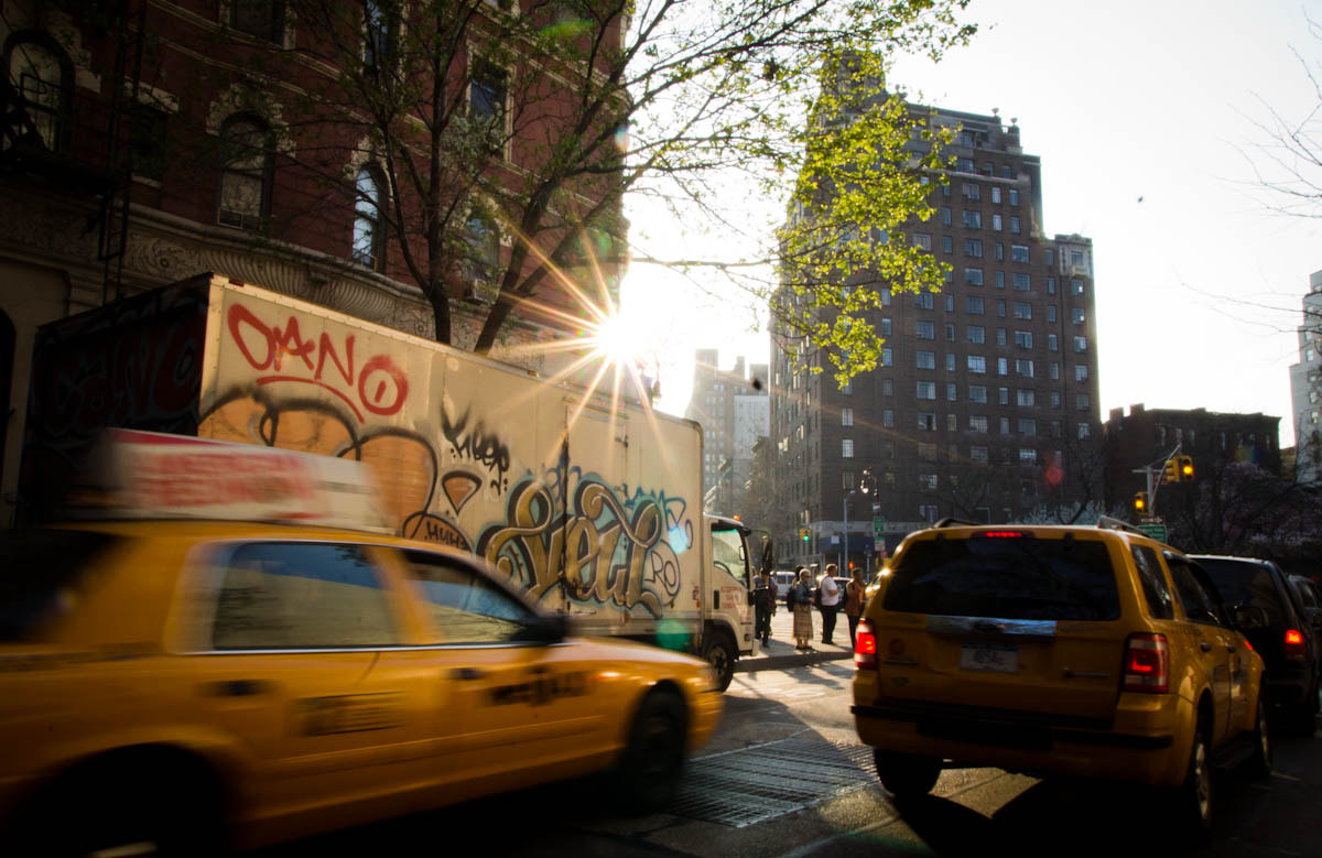Photograph Colors of New York by Nam Kieu on 500px