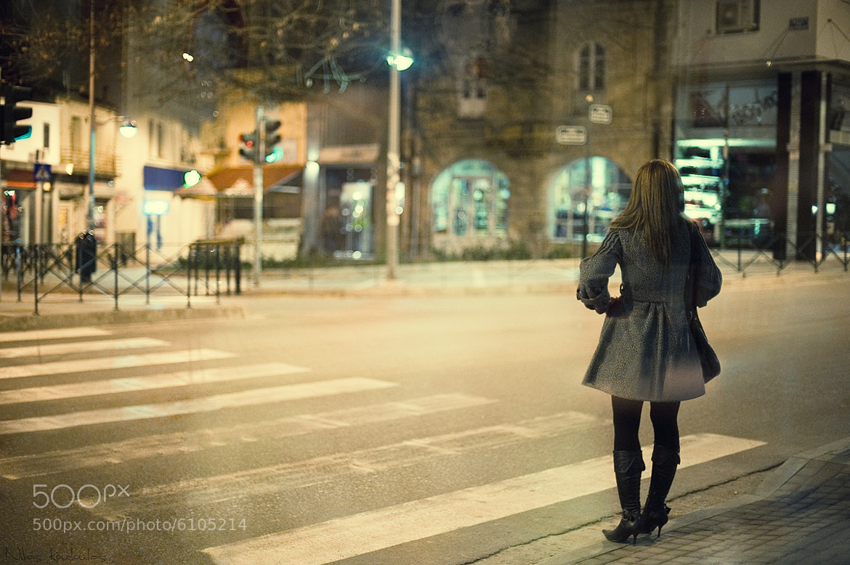 Photograph Waiting by Nikos Koutoulas on 500px