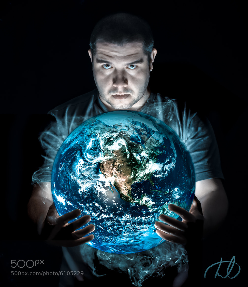 Photograph MR. World by Milan Trval on 500px