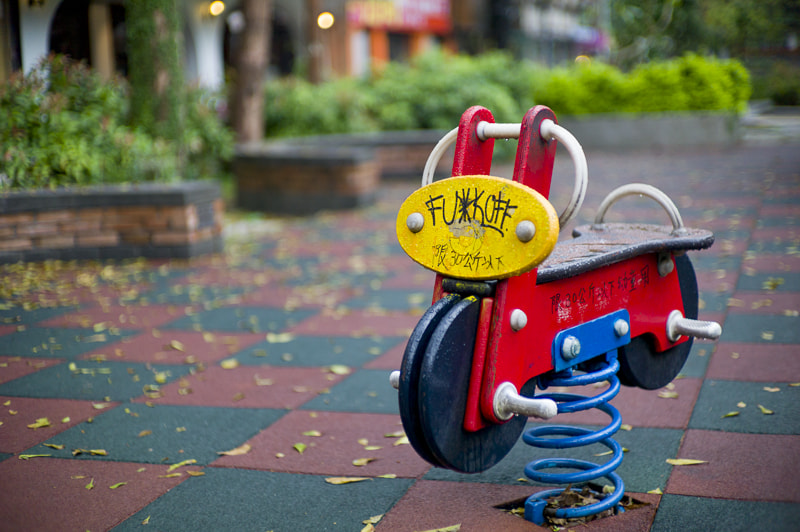 Photograph playground by alistair noble on 500px