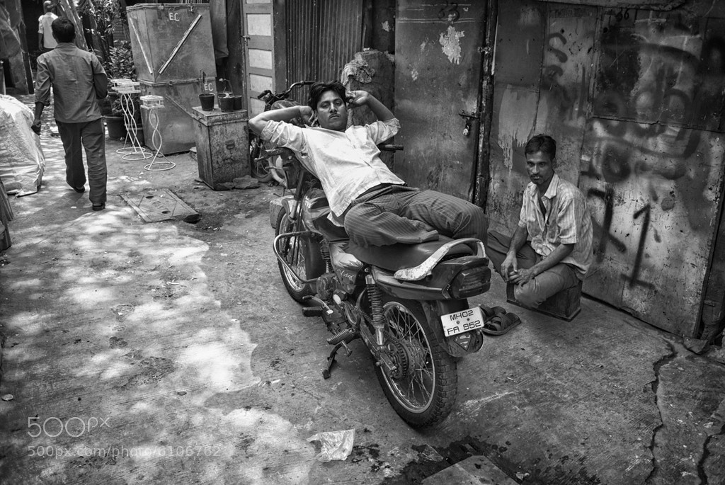 Photograph Easy Rider by Blindman shooting on 500px