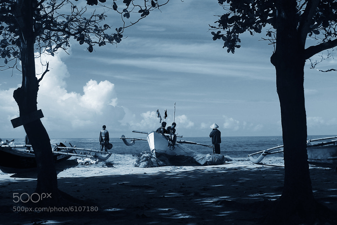 Photograph fisherman activities by 3 Joko on 500px