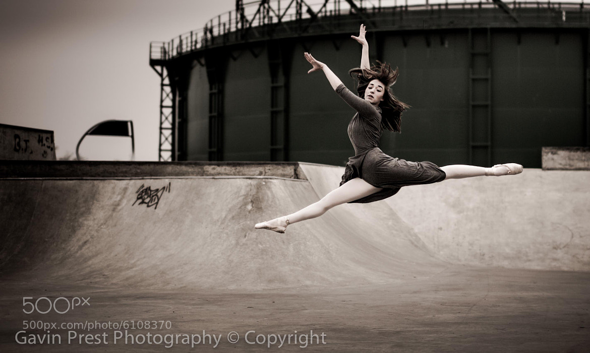 Photograph Urban Ballet  by Gavin Prest on 500px