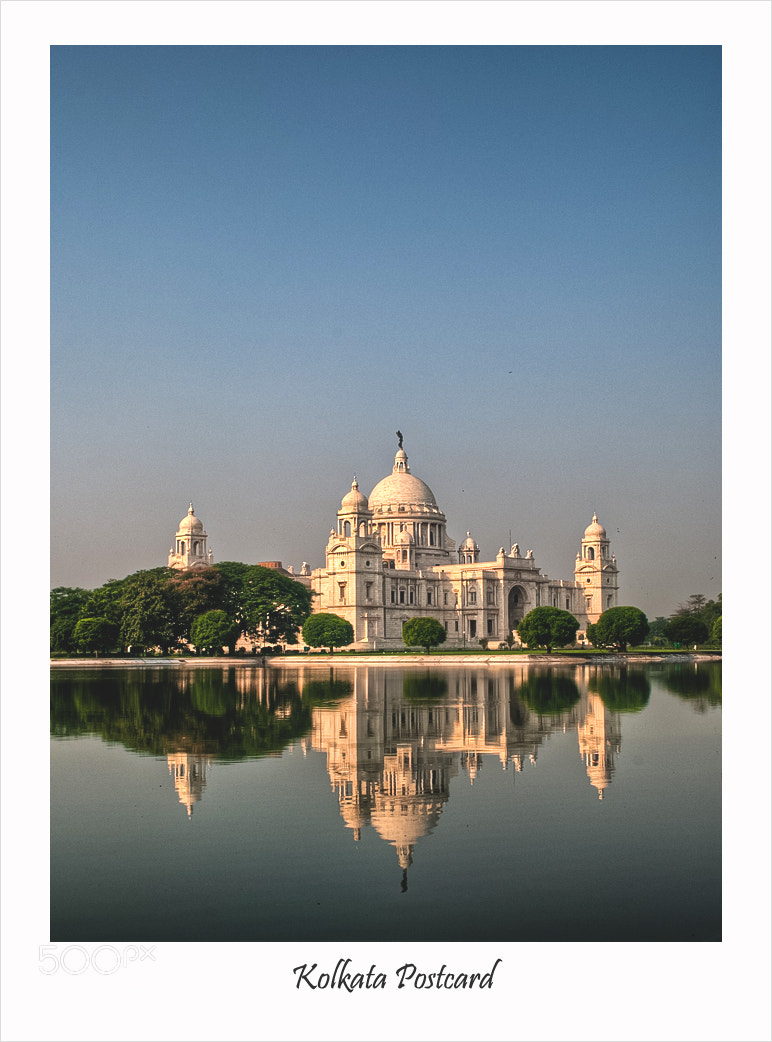 Photograph victoria memorial by swarat ghosh on 500px