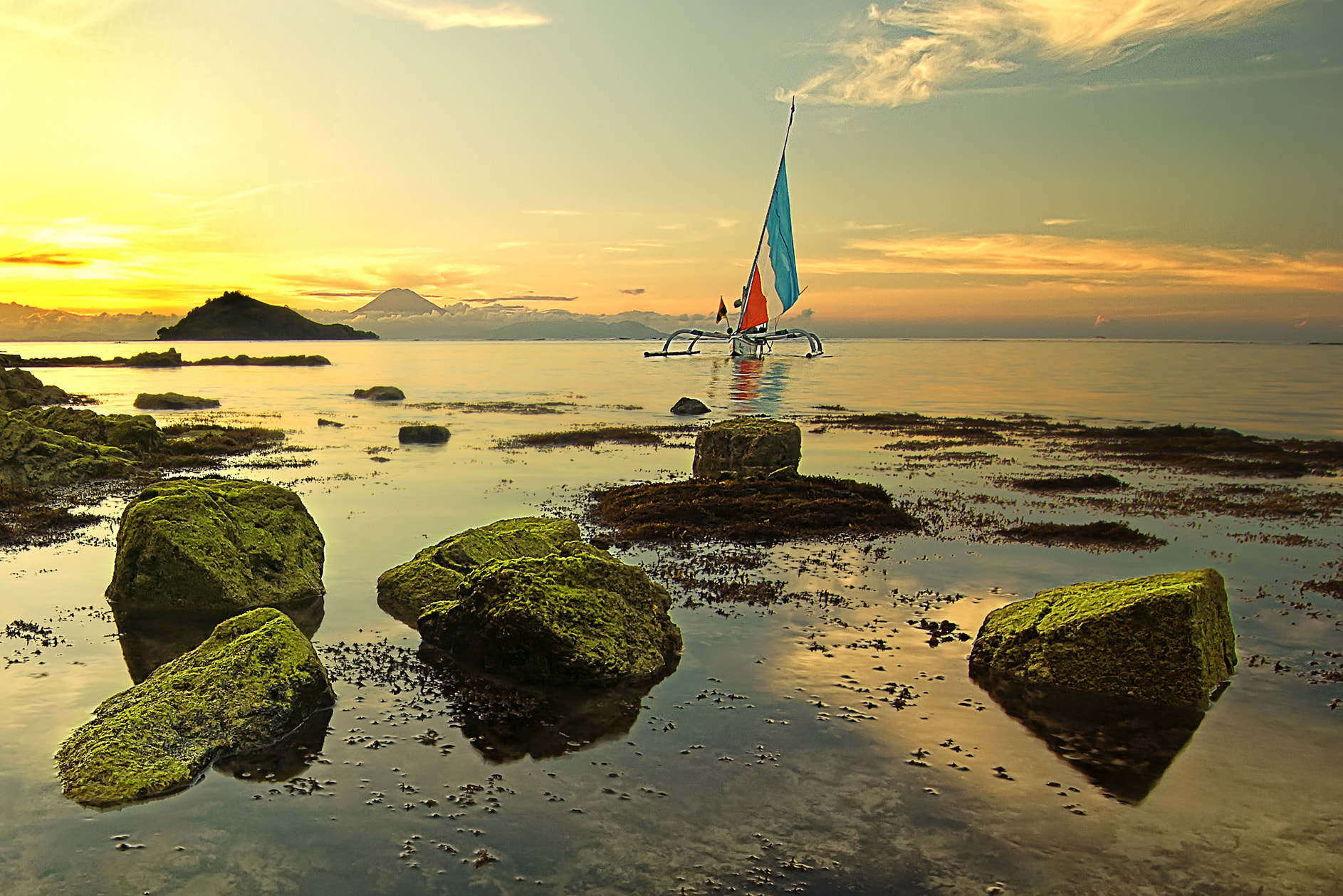 Photograph Sekotong's Boat #2 by Eep Ependi on 500px