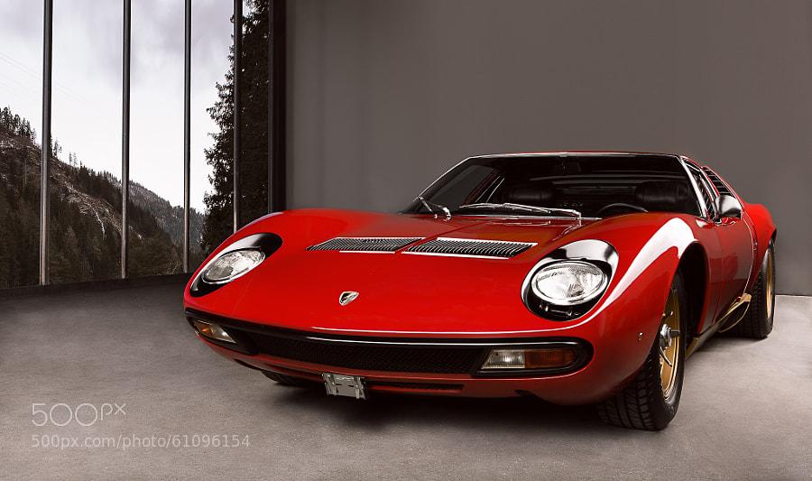 Photograph Lamborghini Miura SV by Patrick Lehmann on 500px