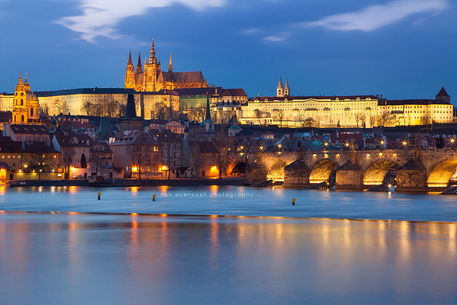 The Crown Jewel of Prague