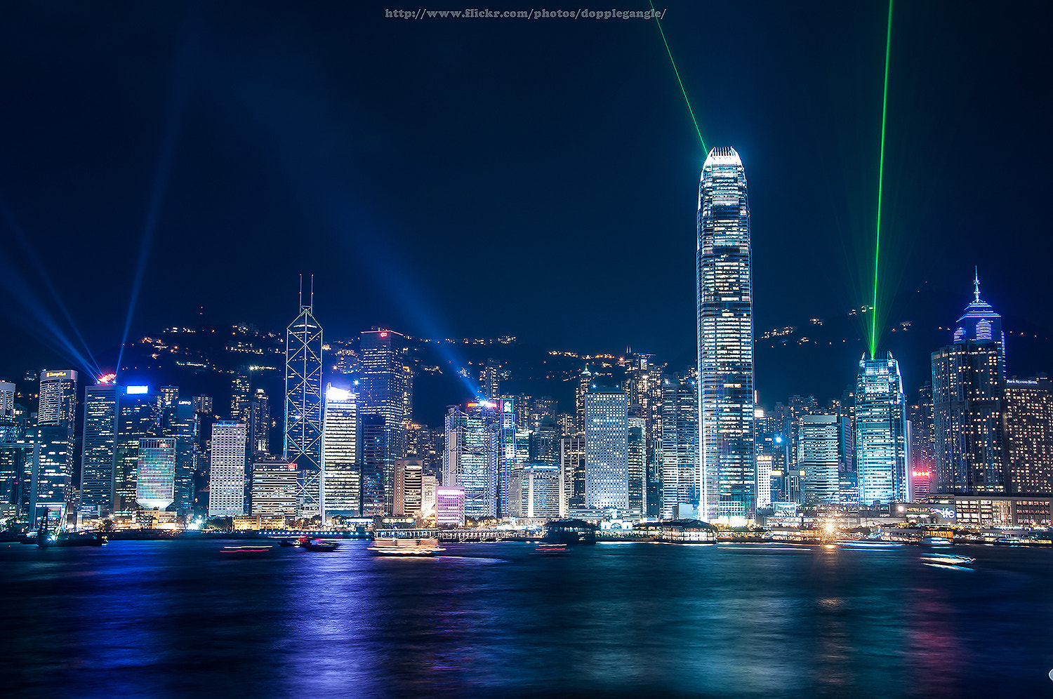 Photograph Symphony of Light in Hong Kong by Vorravut Thanareukchai on 500px