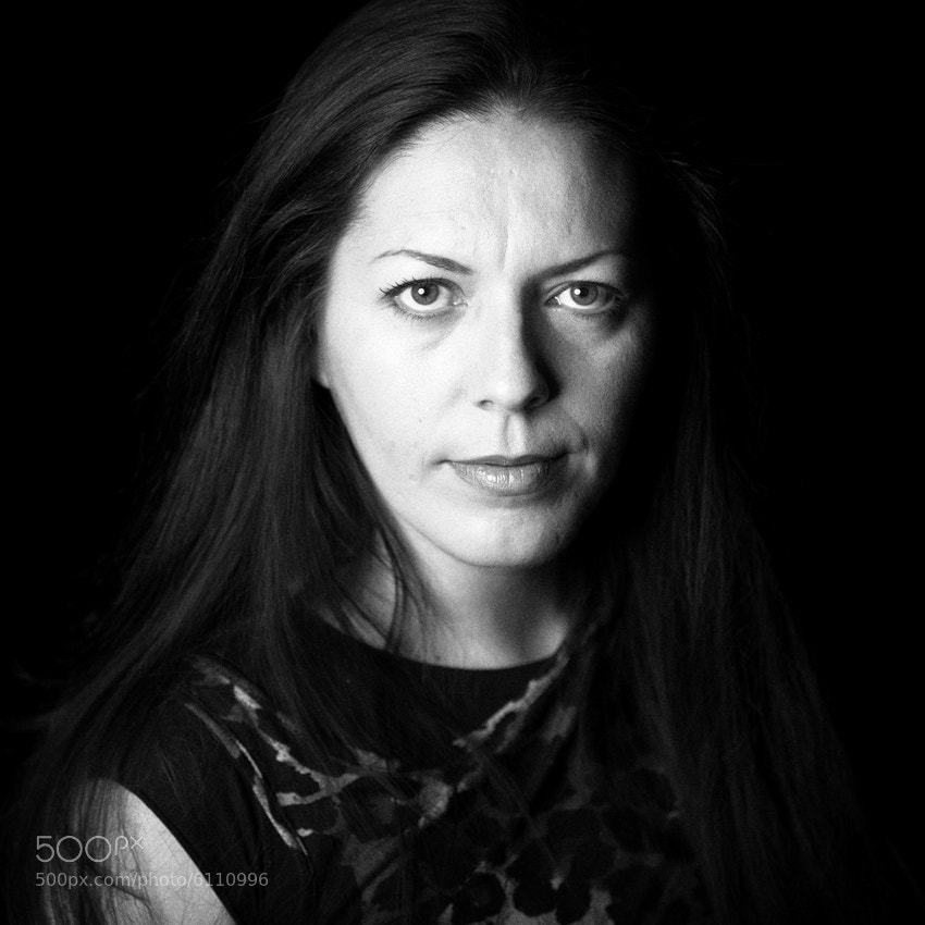 Photograph Basi Moreno by 20x20 Portraits on 500px