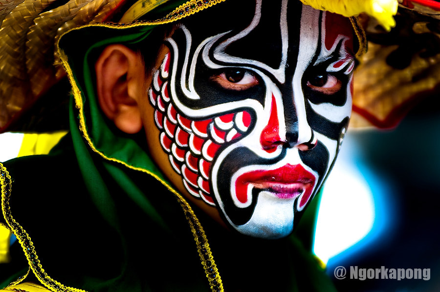 Photograph COLOURFUL FACE by Chalermchai Amnuayngerntra on 500px