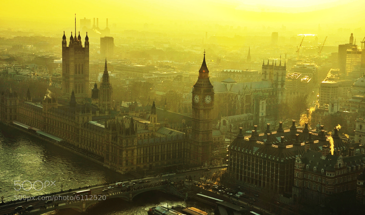 Photograph London's Landscape by Max Rinaldi on 500px