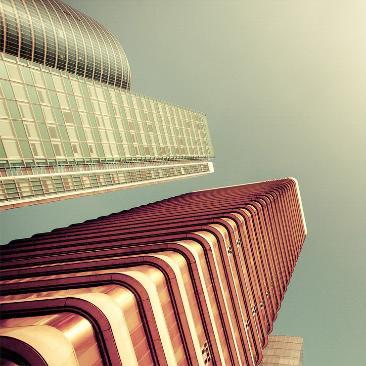 Photograph Pink Tower by Laurent DUFOUR on 500px