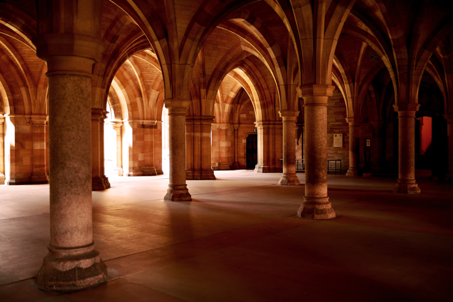 Photograph Cloisters by Michael Sinat on 500px