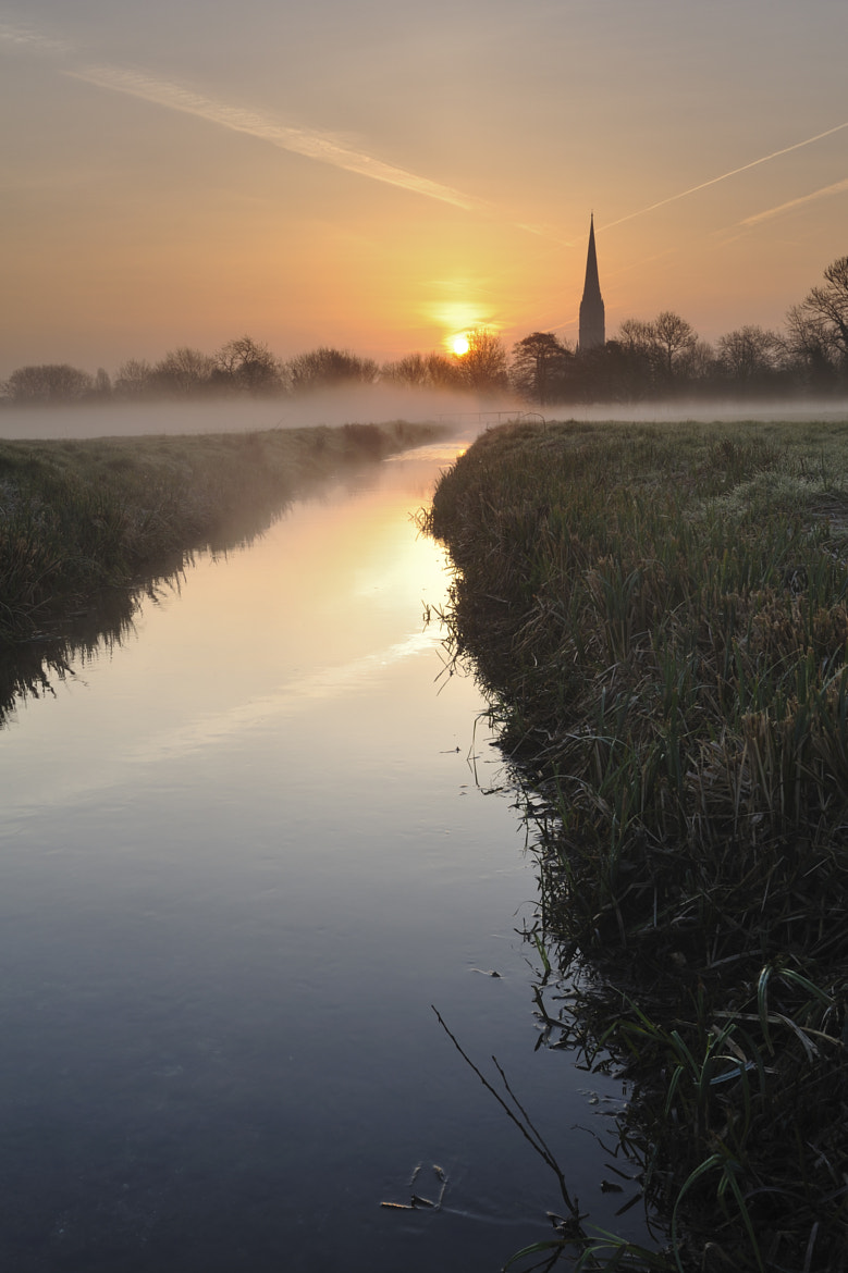 Photograph Misty Water Meadows by Jon Sargisson on 500px