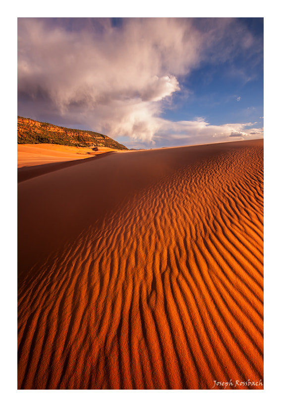 Photograph Monsoon over the Dunes by Joseph Rossbach on 500px