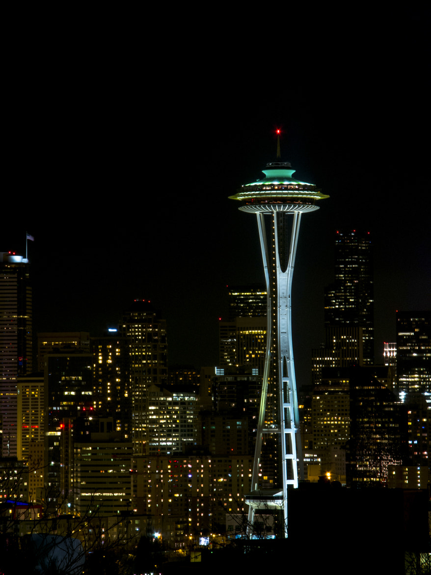 Photograph Space Needle by Thiemo R on 500px