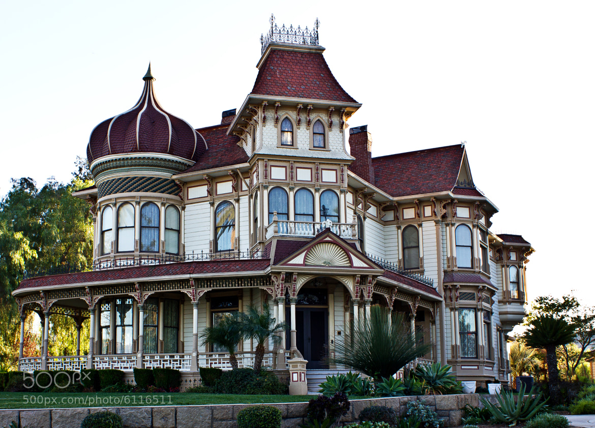 Photograph Morey Mansion by Dorothy Cunningham on 500px