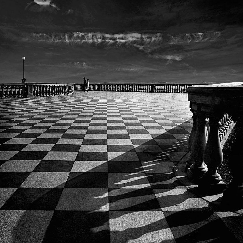 Photograph On the terrace Mascagni by Paolo Pagnini on 500px