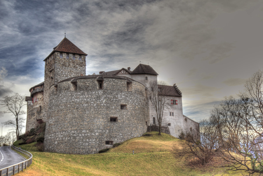 Vaduz Castle by Gheorghe Postelnicu on 500px.com