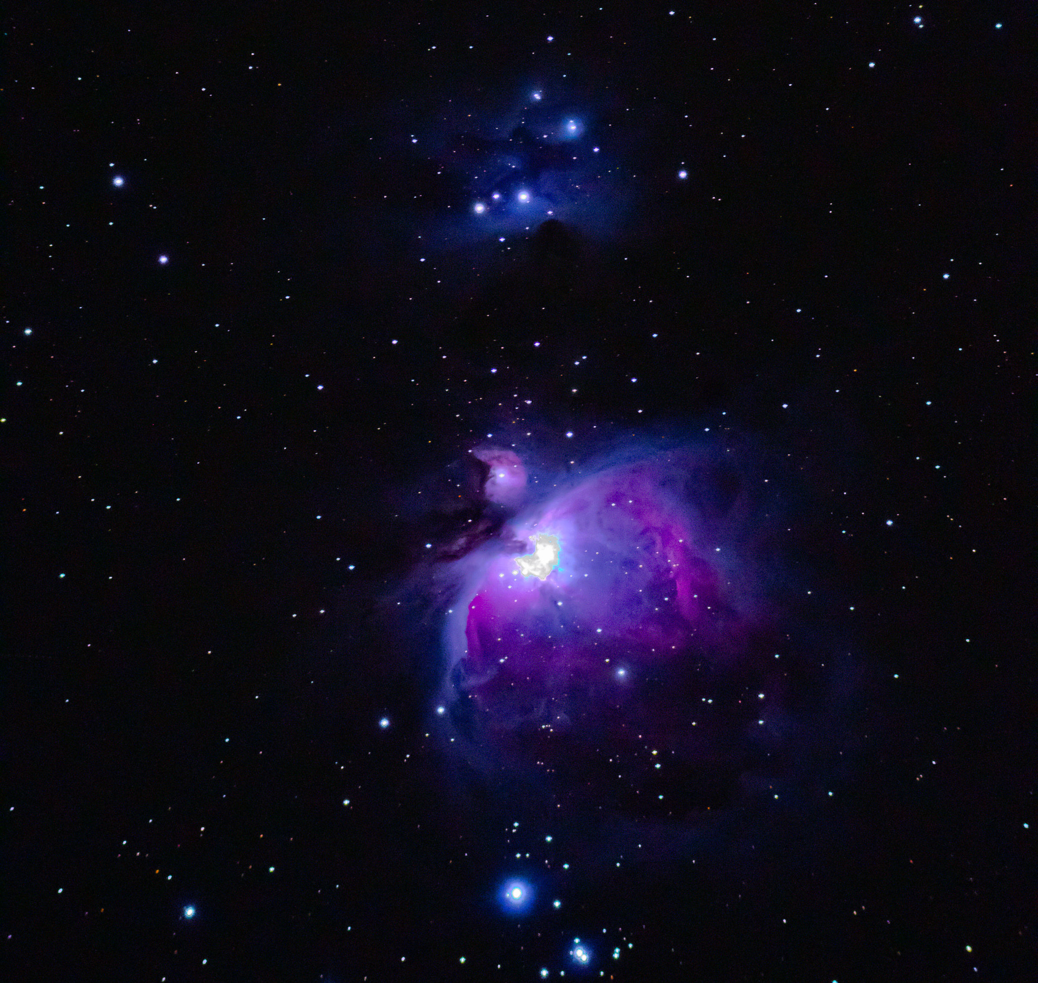 Photograph nebulosa de Orion by Tomas Meson on 500px