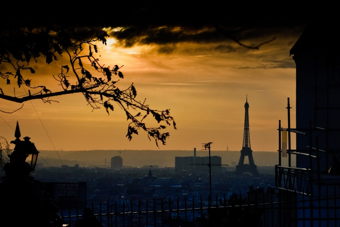 Photograph Love Paris by Ricardo Goercke on 500px