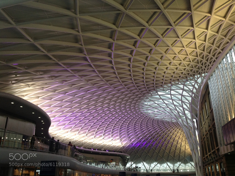 Kings Cross London by David Field (projectzme) on 500px.com