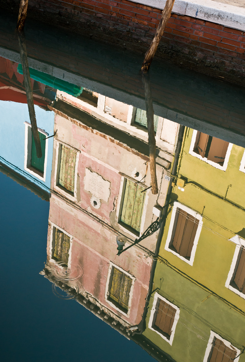 Photograph Reflected Burano by redhed17 . on 500px