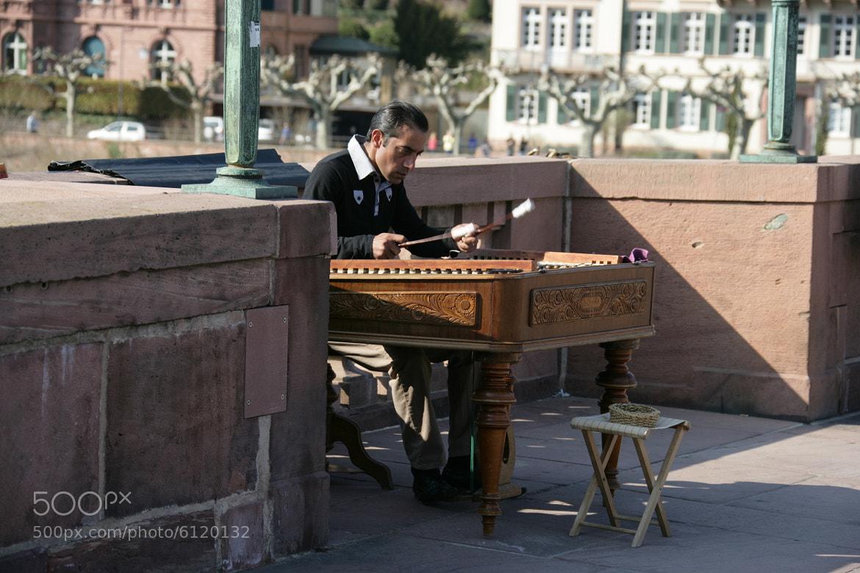 Photograph Muse on Heidelberg Bridge by Scott Graham on 500px