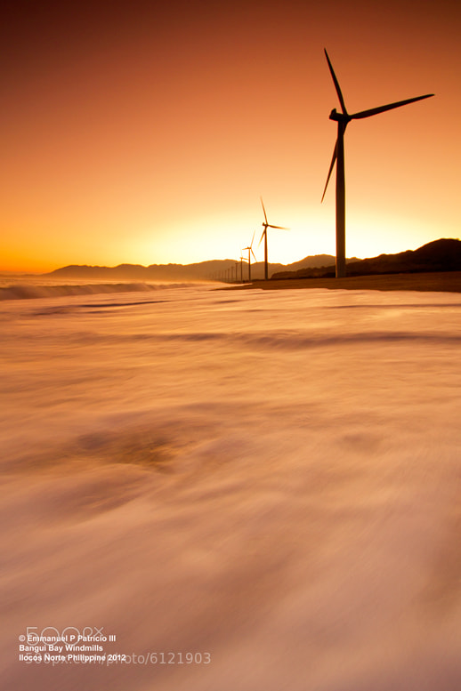 Photograph Bangui Wind Farm, Philippines by Eman Patricio on 500px