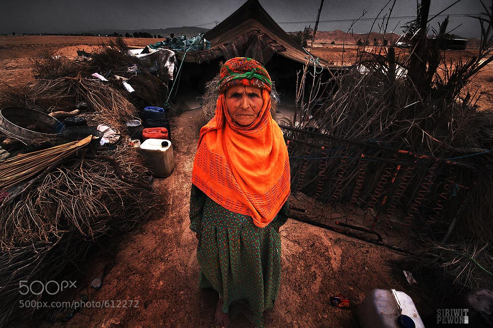 Photograph Hag in hut by Siriwit Pewon on 500px