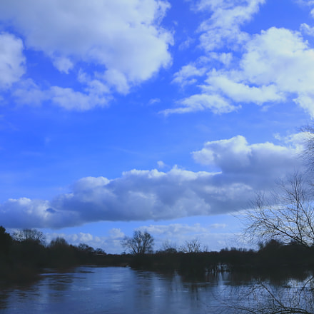 Holt Bridge, Flooding of the River Dee