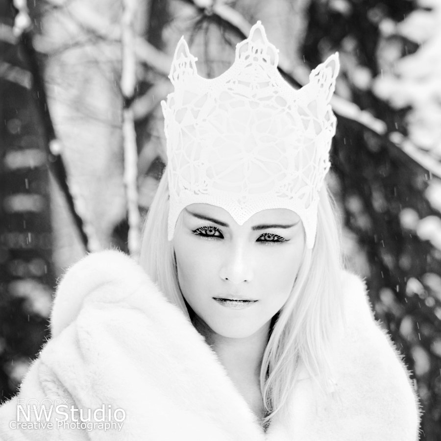 Snow Queen by Sophia Sudarikova on 500px.com