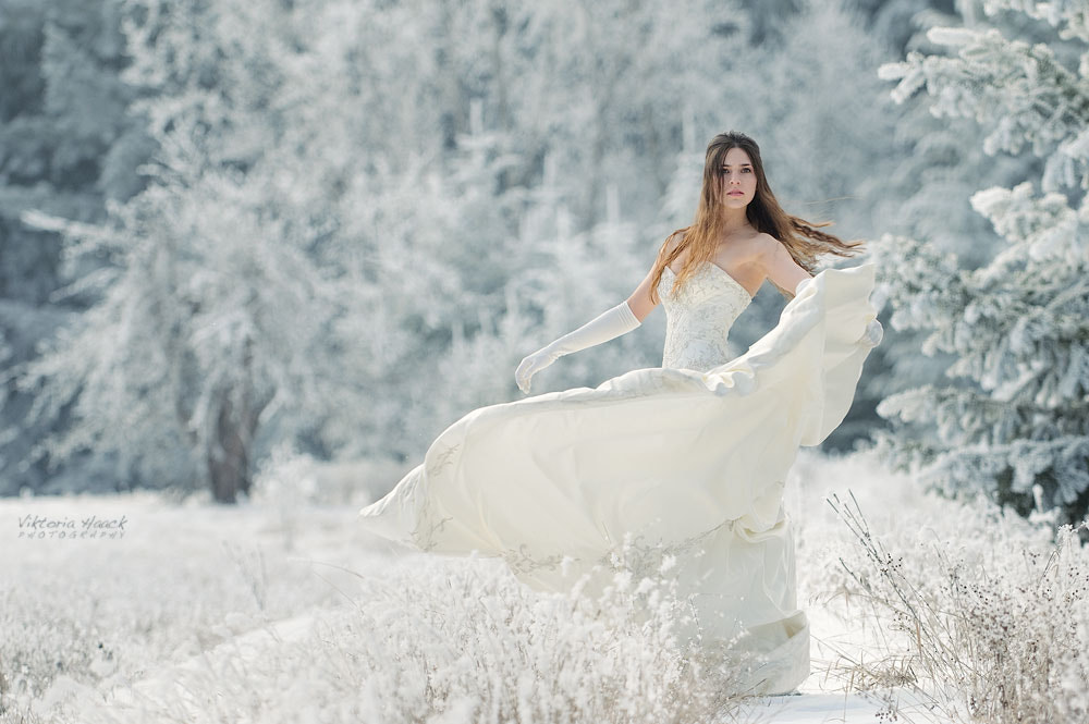 Photograph snow queen by Viktoria Haack on 500px