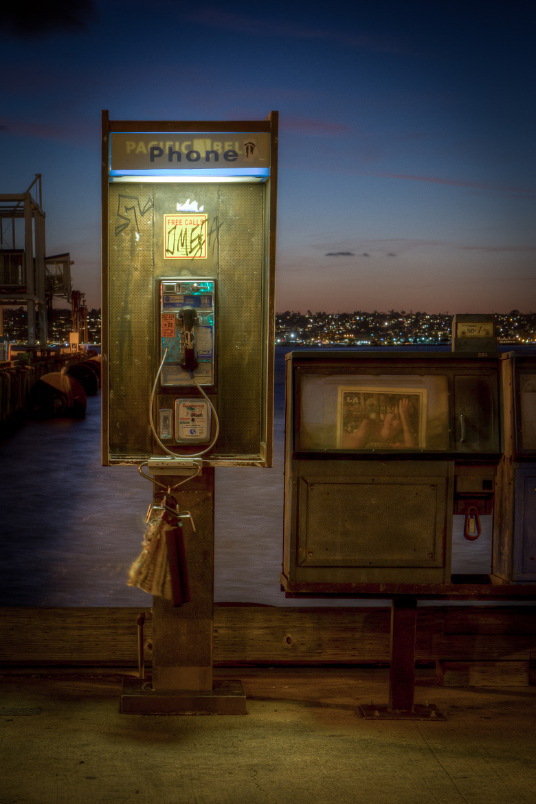 Photograph Pac Bell by Justin Brown on 500px