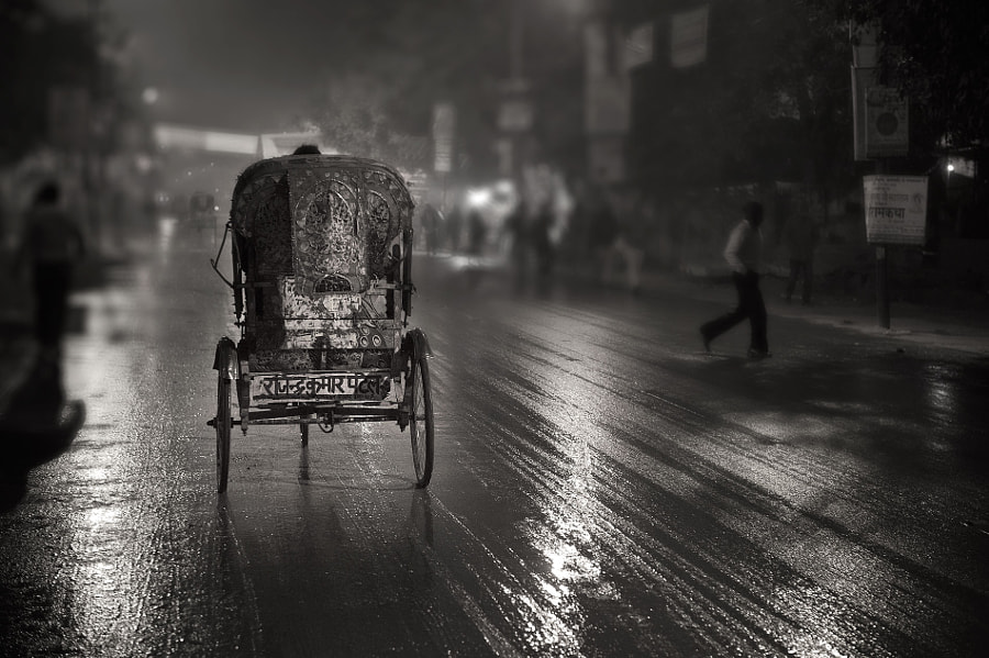 Photograph rickshaw by avenish jain on 500px