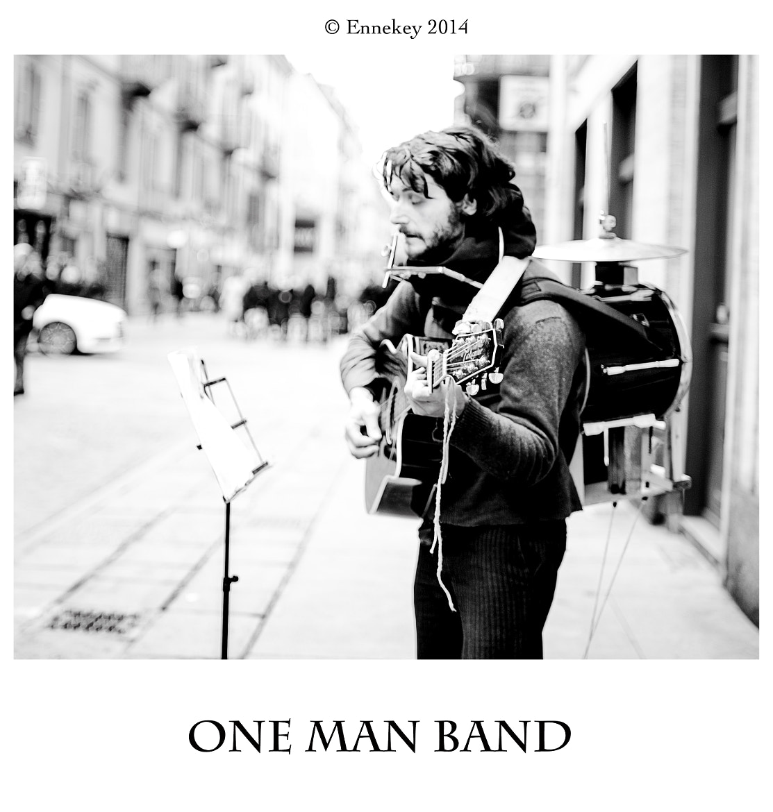 Photograph One Man Band by Niki Spinnato on 500px