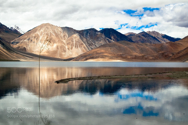 Photograph Reflections at Pangong-Tso by Aayush Iyer on 500px