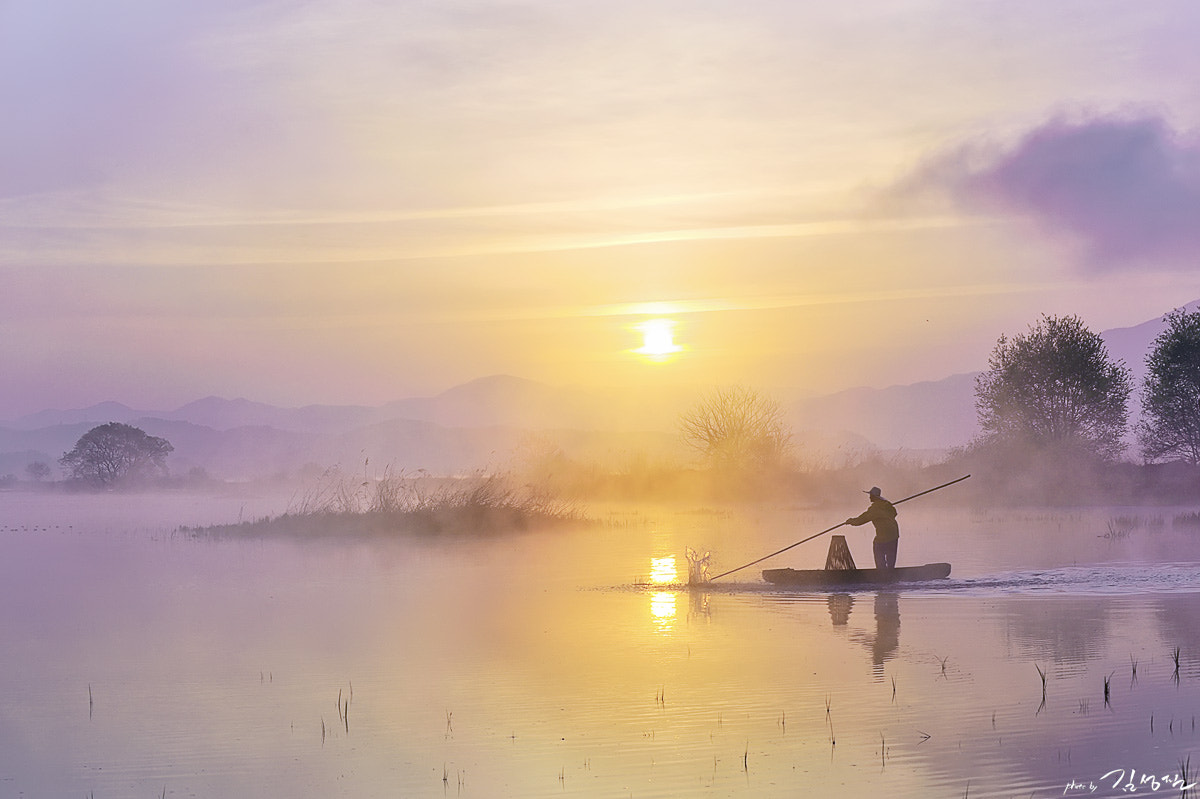 Photograph Upo in the morning by kim sungpil on 500px