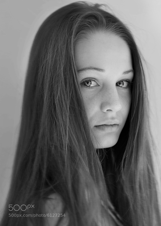 Photograph Nadya by Kristina R. on 500px